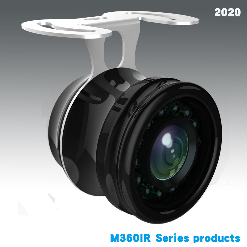 1080P vehice fisheye camera 360 degree fisheye lens camera car camera