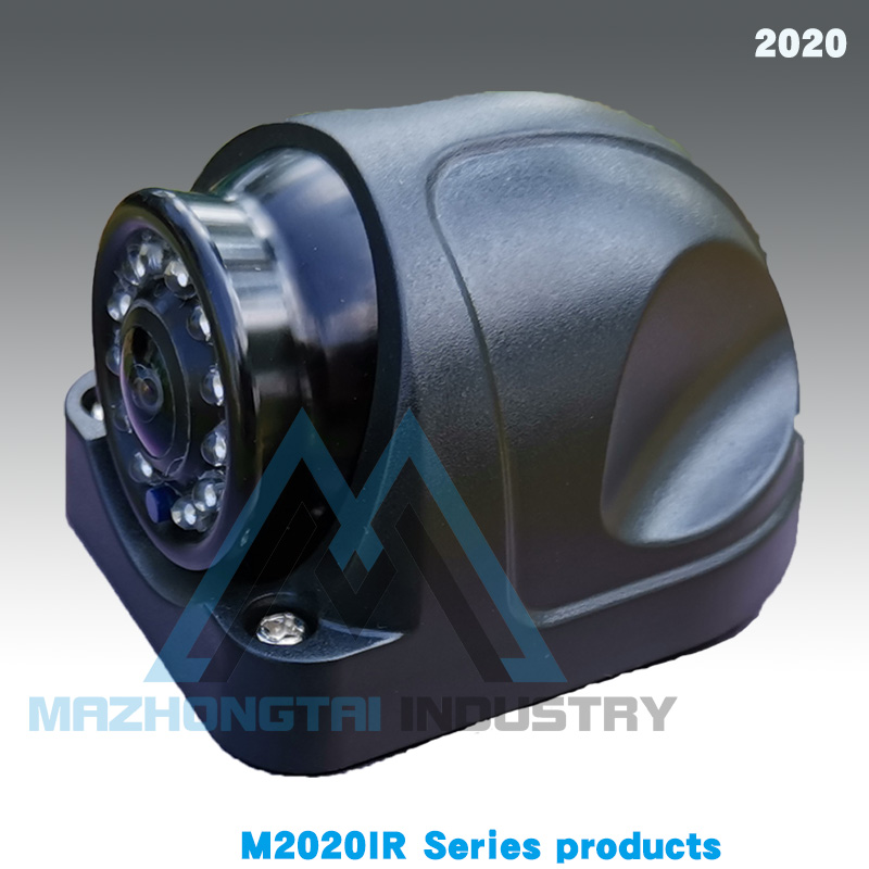 HD1080P vehicle fisheye camera